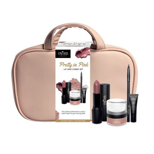 Gift Set | Pretty in Pink - Cheek + Lip
