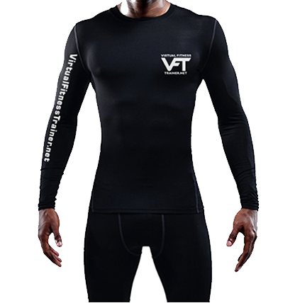 Men's Long Sleeve Athletic Compression
