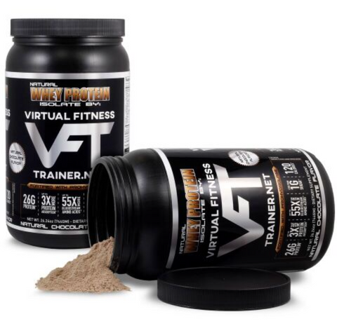 VFT Advanced Protein Whey Isolate