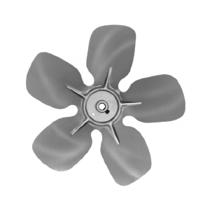 "FAN BLADE, REPLACEMENT PART, 30"" DIAMETER, 25º PITCH, 5 blades, CW ROTATION, ALUMINIUM, HOF 5/8"" DIAMETER"