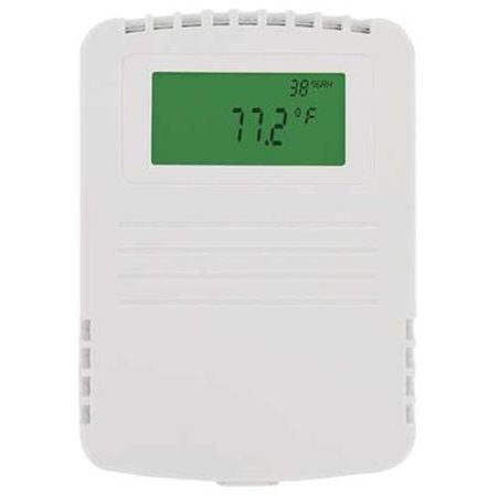 Sensor,Temp/Rh,Wall Mounted,2% Sensor, 4-20Ma,Led Display,W/ Air Logo