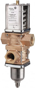 "Valve,Water Regulation,3-Way,Proportional Control,Non Spring Return,24VDC,2"" Body,SS, Water"