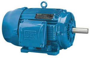 Motor,15Hp,TEFC NEMA Premium,1800RPM,575/3/60,Foot Mount,Cast Iron Frame,Die Cast Aluminum Rotor, Terminal Box Left
