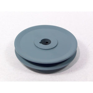 "Pulley, Blower, 5.75 OD, Single Groove, Bushing Type, 3/4"" TO 1-7/16"" BORE"