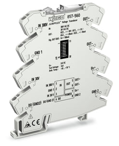 SIGNAL CONDITIONING MODULE,24VDC,0-10V INPUT,4-20mA OUTPUT,WAGO JUMPFLEX