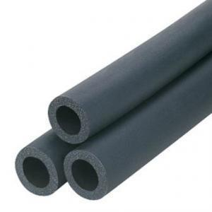 "Insulation, Tube, 7/8"" x 1/2"" x 6' long, Black"