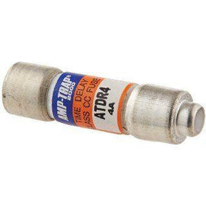 Fuse, 4A, 250V, Time Delay, Class CC, XFMR Duty