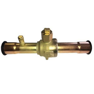 "Valve, 3 Way, Ball, 1-1/8"" ODS, With Access Port, 700 PSI"