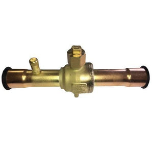 "Valve, Ball, 5/8"" ODS, With Access Port, 700 PSI"
