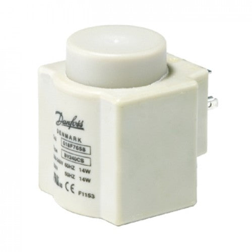 SOLENOID COIL,110V,14W,IP65,UL