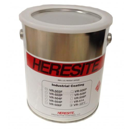 Coating, Heresite, VR-554F, Brown, 3 Gallons