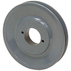 "Pulley, Blower, Bushing Type, 3/4"" to 1-7/16"" BORE, Single Groove"