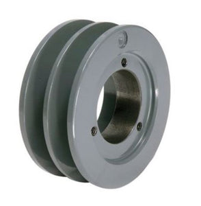 "SHEAVES, 6.6"" PITCH A-BELT, 7.0 PITCH B-BELT,7.35""OD"