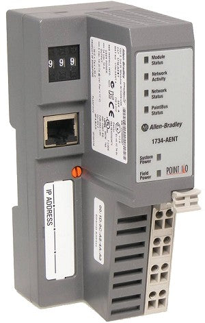 PLC,POINT I/O,1734 ETHERNET/IP ADAPTER