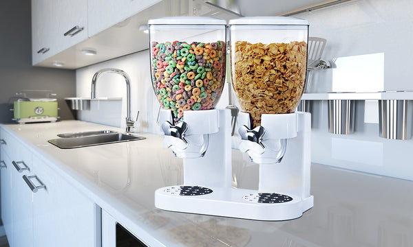 Single or Double Table Cereal Dispenser