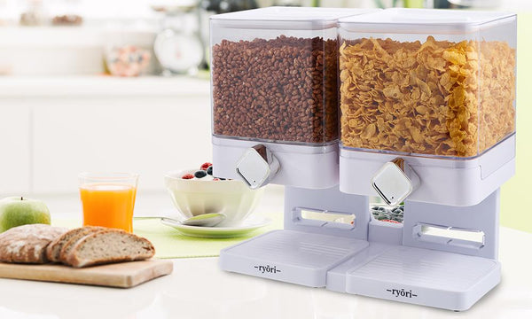 Ryori Square Cereal Dispenser