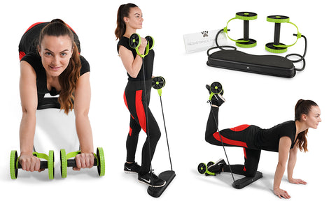 Tora Fitness 40-in-1 Resistance Workout Machine