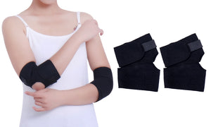 Self Heating Elbow Support