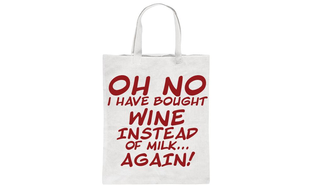 OH NO I Have Bought Tote Bag