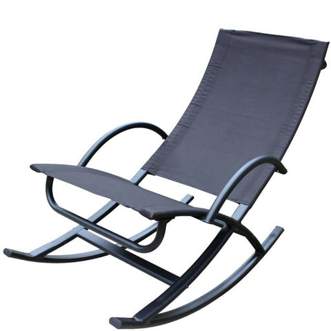 Zero Gravity Rocker Garden Chair