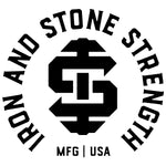 IRON AND STONE STRENGTH LOGO
