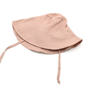 Dusty Blush Sun-Hat