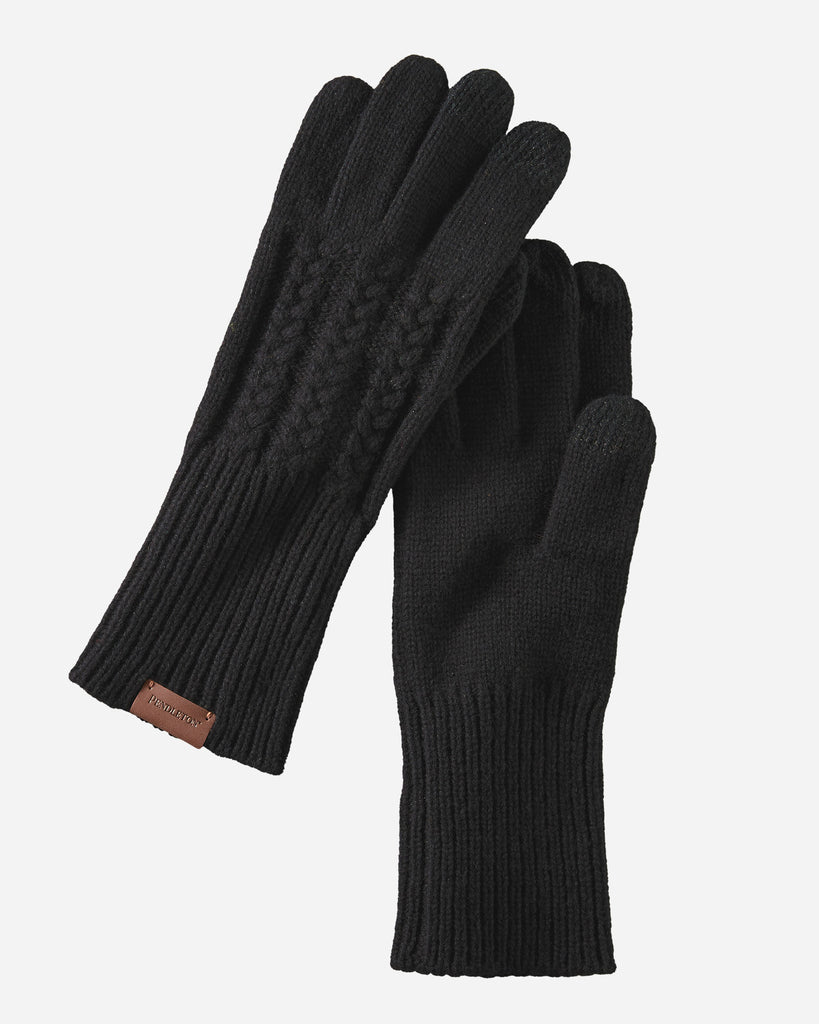 Pendleton Women's Cable Lambswool Gloves
