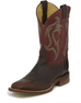 Justin Bender Men's Boot-Whiskey