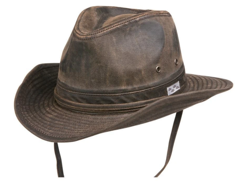 The Bounty Hunter Water Resistant Cotton Hat