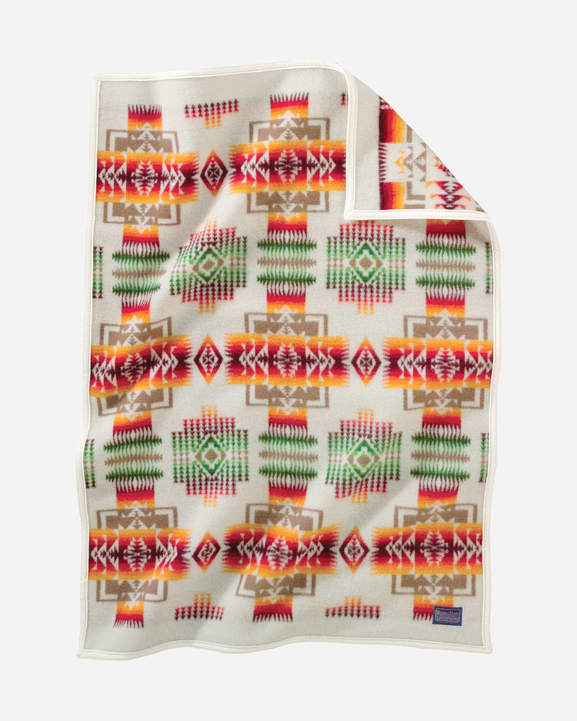 Pendleton Chief Joseph Crib Blanket