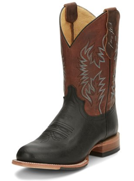 Justin George Strait Pearsall Men's Cowboy Boot
