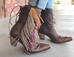 Junk Gypsy by Lane Spirit Animal Brown Boots JG0040A