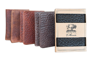 Vintage Bison Men's Wallet - Phoenix