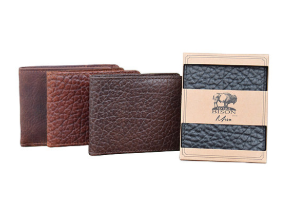 Vintage Bison Men's Wallet - Mesa
