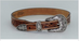 Tony Lama's Mesa Vine Tooled Men's Belt C42404