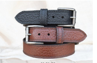Vintage Bison Men's Navajo Belt - VB7051
