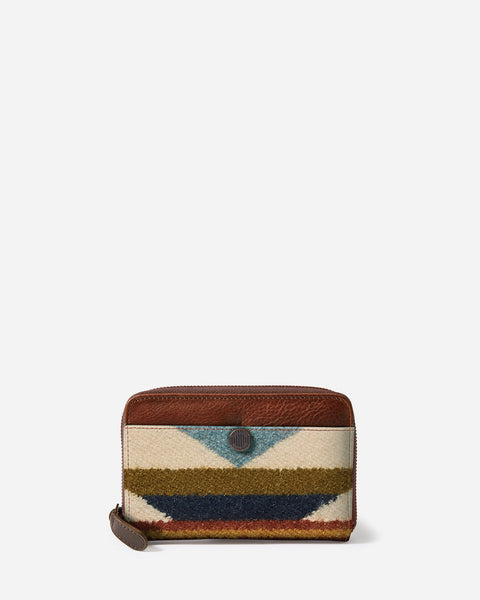 Pendleton Wyeth Trails Zip Wallet