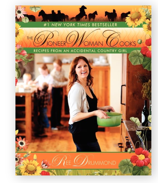 The Pioneer Woman Cooks-Recipes From An Accidental Country Girl