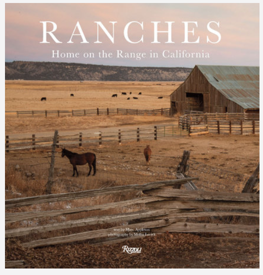 Ranches - Home on the Range by Marc Appleton Book