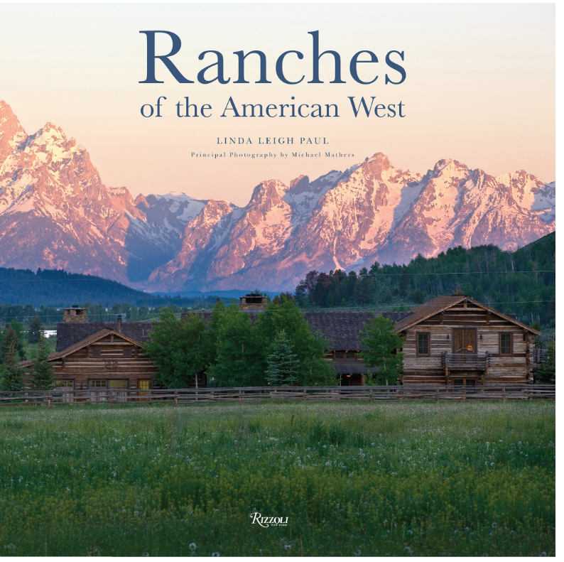 Ranches of the American West Book