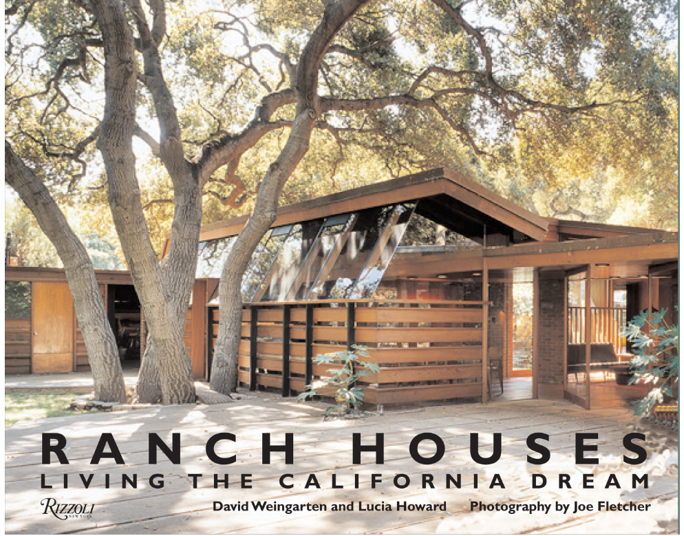 Ranch Houses Book