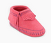Minnetonka Riley Baby Moccasin