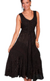 Scully Honey Creek Lace Front Dress  HC118