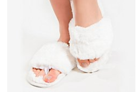 PJ Salvage Slippers - natural or black