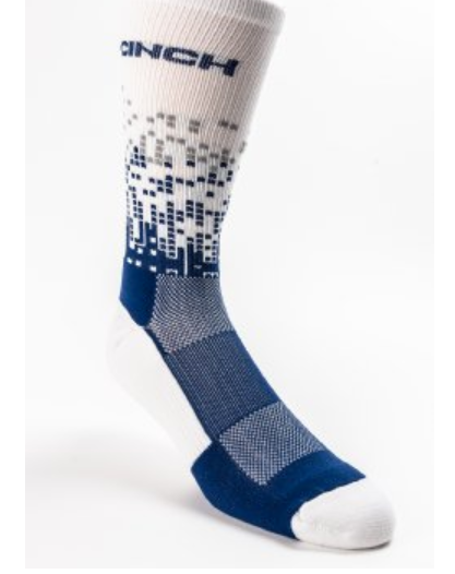 Cinch Men's Crew Socks