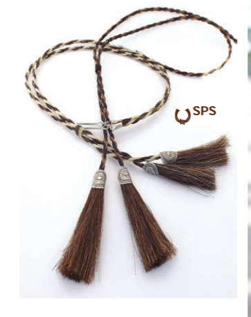 Cowboy Collectibles Horsehair Stampede String