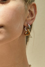 Blake Multi Chain Link Earrings