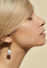 Leanne Pearl Drop Earrings