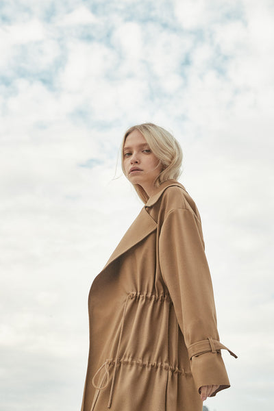 Ariana trench - Wool