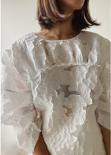 Cloudia Top _ Organza Decoupe'